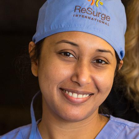 Dr. Farzana Ibrahim, Bangladesh