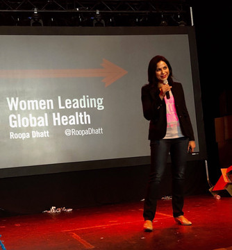 WGH's summary of SwitchPoint 2018, produced by IntraHealth International