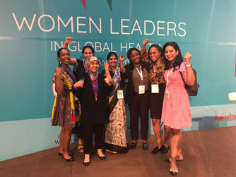 25 Years After Beijing:  An Update on Access and Progress of Women Leaders in Global Health