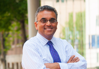 Director of Harvard Global Health Institute, Dr. Ashish Jha on gender equity in medicine and health