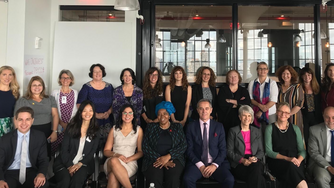 Women's Leadership in the Health Workforce: Takeaways from an UNGA Roundtable Discussion