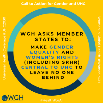 Ask 7:  Gender Equality and Women's Rights as Drivers of Health
