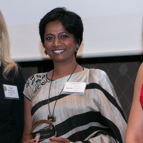 Dr. Sharmila Anand, India