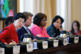 WHA70: Priorities for the next WHO Director-General