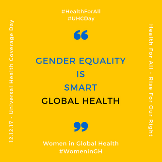 Women and Global Health: Eight Items We Will Be Tracking at WHA71