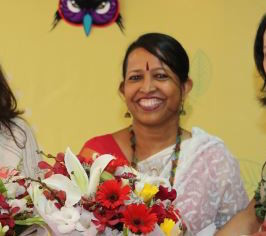 Professor Malabika Sarker, Bangladesh