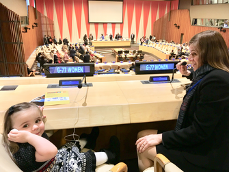 Commission on the Status of Women - The Status of Women Starts with the Status of Girls