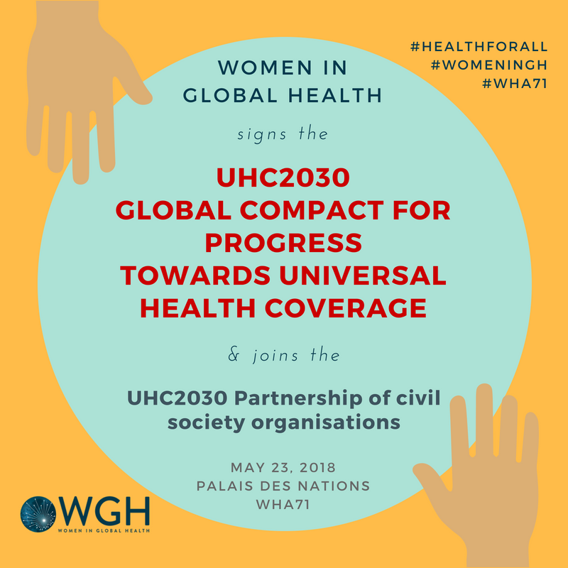 WGH Joins the UHC2030 Partnership