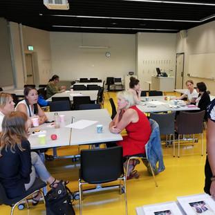 WGHSweden Meeting