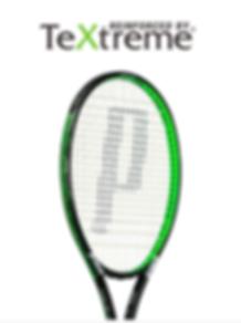magasin,tennis,rennes,bretagne,raquetttour 100T,tour 100p,pouille,noire,verte,Textreme,prince