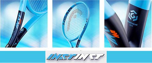 raquette tennis head instinct rennes bre