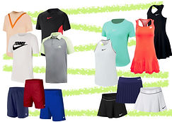 textile tennis vetement junior enfant ga