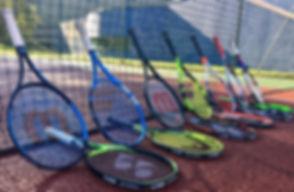 Players Shop magasin tennis rennes raquettes test wilson babolat head yonex tecnifibre pro kennex