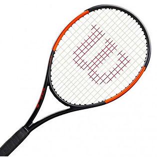 raquette tennis wilson burn halep noir o