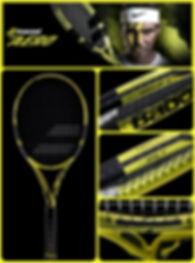 raquette tennis babolat rennes pure aero