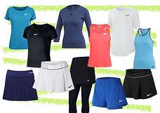 textile vetement tennis femme rennes bre