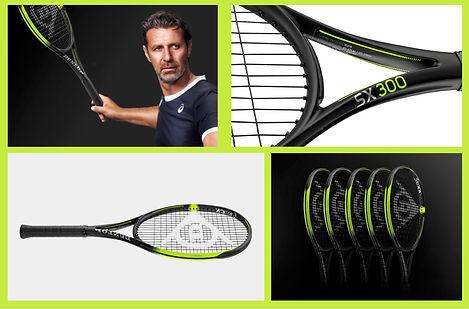 raquette tennis rennes dunlop mouratoglo
