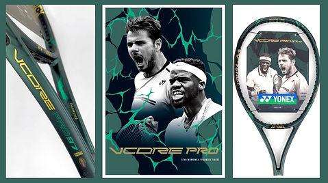 raquette tennis rennes bretagne yonex wa