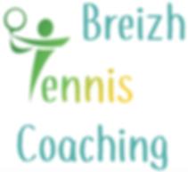 Logo Breizh Tennis Coachin Extreme Tenni