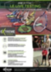 raquettes tennis rennes bretagne tester