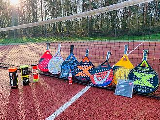 tennis padel rennes bretagne raquettes b