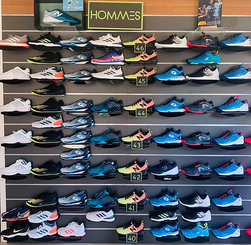 chaussures tennis hommes rennes nike wil