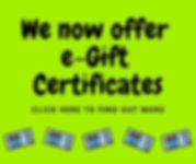 We now offer e-gift certificates.jpg