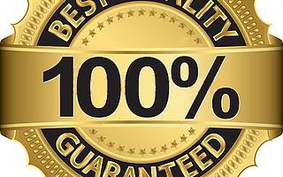 Top Qualität, Kundenzufriedenheit