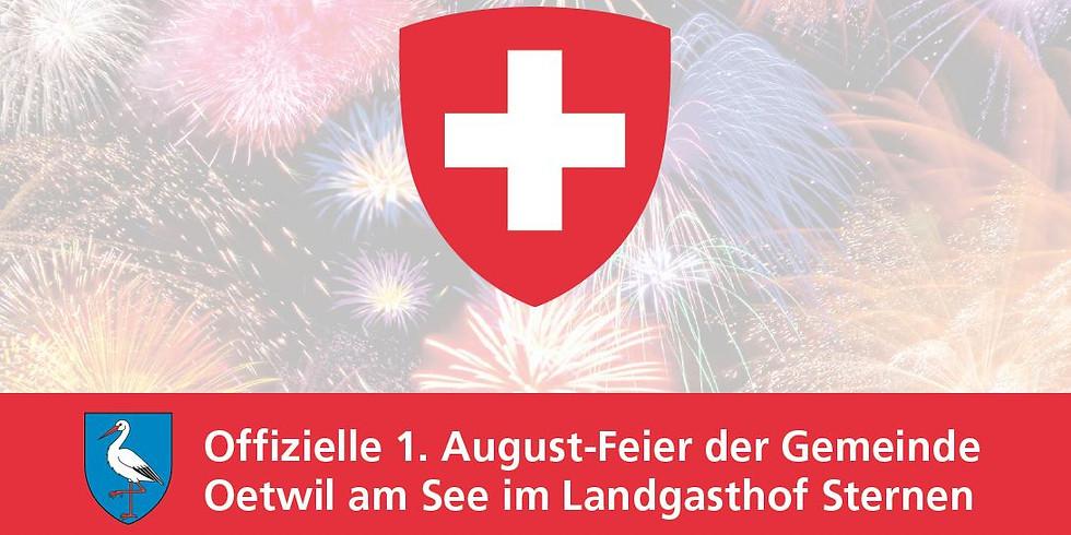1. August-Feier Oetwil am See
