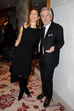 Carole Bouquet et Pierre Arditi