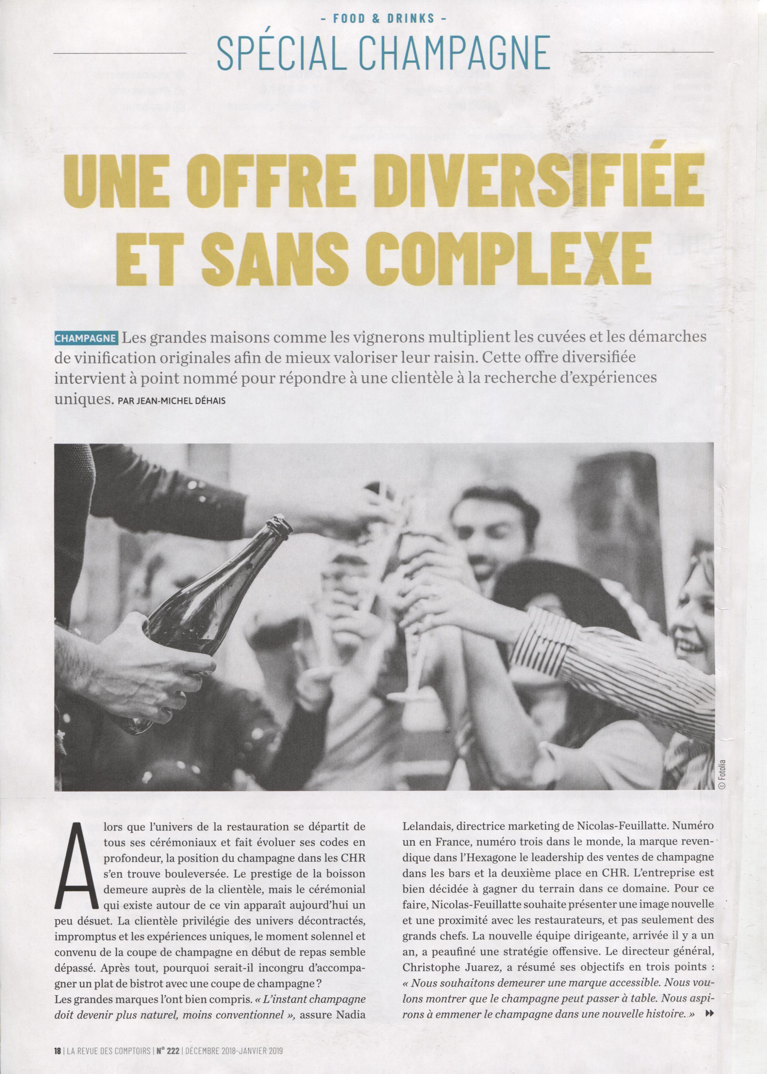LA REVUE DES COMPTOIRS DEC JANV 2019 P1.