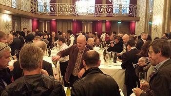 Dégustation des vins de Saint-Péray et Cornas