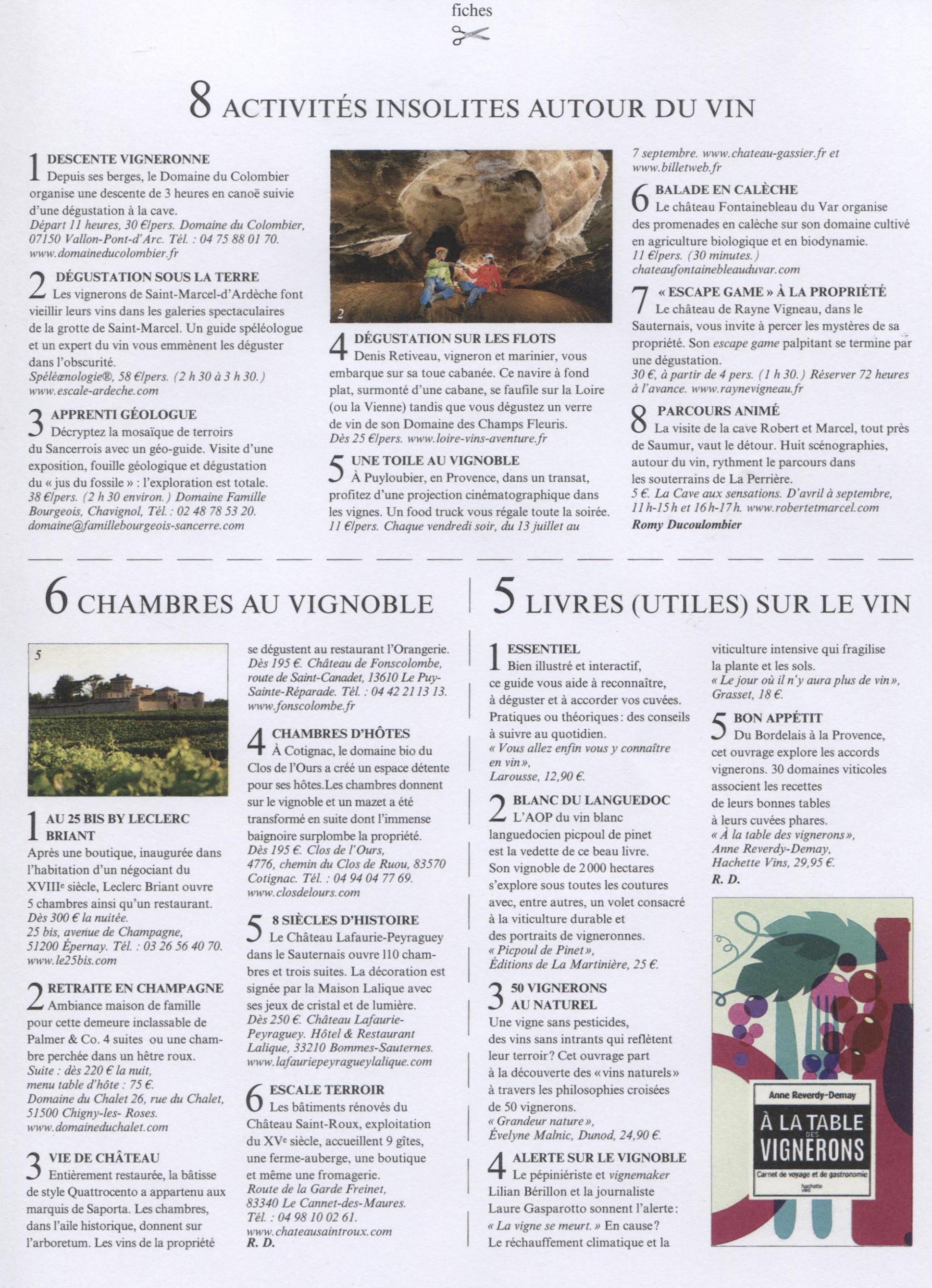 LE FIGARO JUILLET 2018 P1