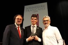Quentin Vauléon - Meilleur Jeune Sommelier de France 2017