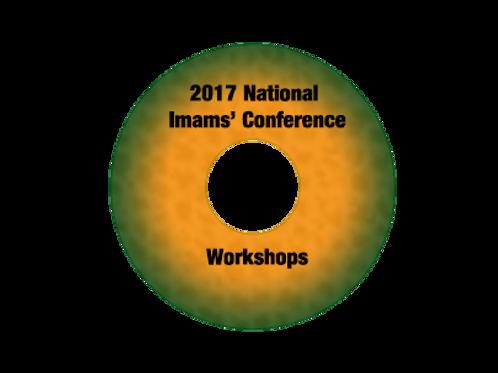 2017 National Imams' Conference Workshops