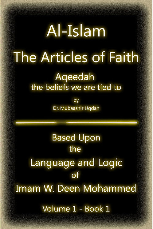 Articles of Faith According to W. Deen Mohammed