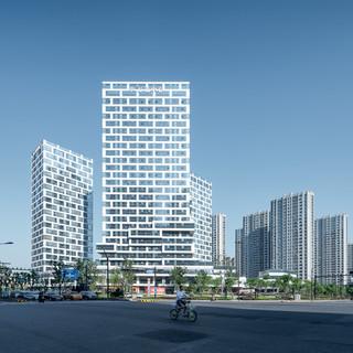 VANTONE CENTER   CLOU architects