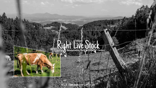 Right-Live-Stock - Re-thinking for animal farms for a sustainable world