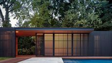 FOREST HILL GARDEN & PAVILION | Amantea Architects