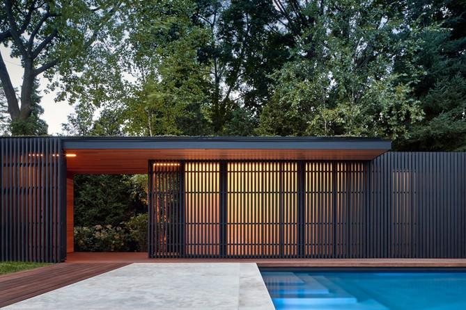 FOREST HILL GARDEN & PAVILION- Amantea Architects