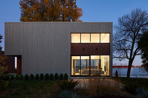 RESIDENCE ST IGNACE | Nathalie Thibodeau architecte