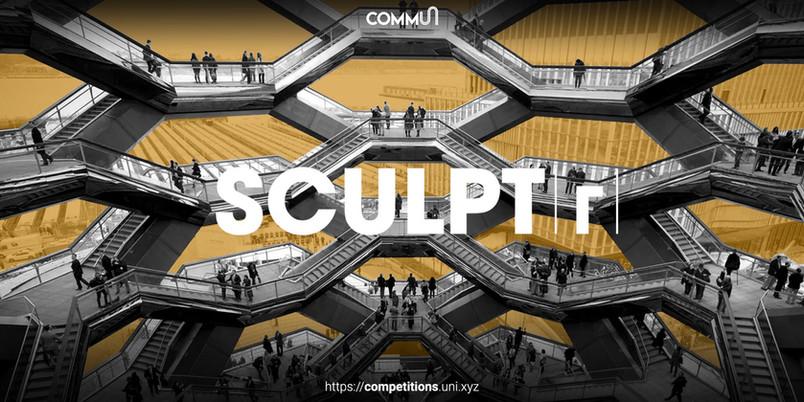 SCULPT - Designing an Architectural sculpture