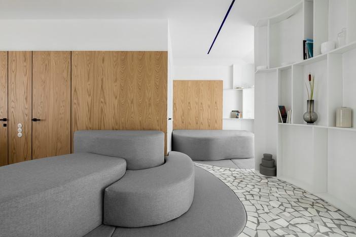 VIDNOE TOWNHOUSE-Maxim Kashin Architects