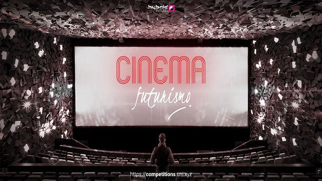 CINEMA FUTURISMO