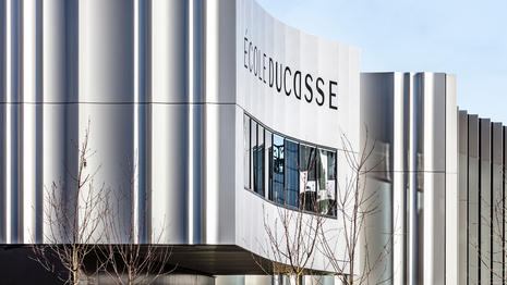 DUCASSE SCHOOL - PARIS CAMPUS | Arte Charpentier Architectes