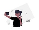 undraw_taking_selfie_lbo7.png