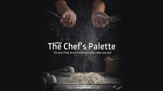 THE CHEF'S PALETTE