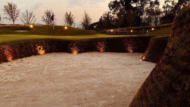 THE PIT | Pizá Golf