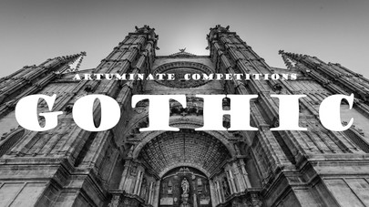 Artuminate's Gothic Design Style Competition  Results Announced!!