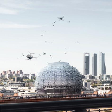 Urban Droneport Madrid